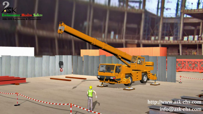 Safety during Load Securing and Shifting