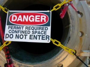 Tool Box Talk – Confined Space