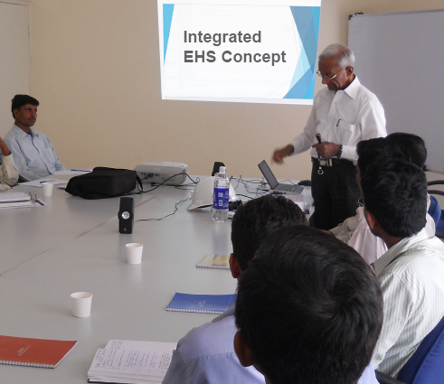 Integrated EHS concept and its various aspects