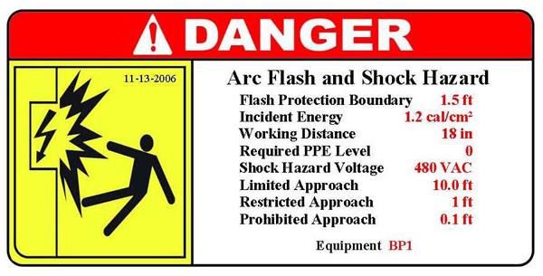 Arc Flash Risk Management