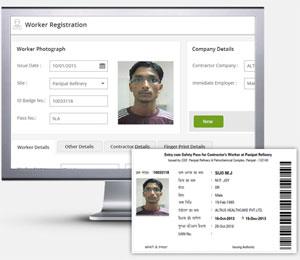ID Badge Software