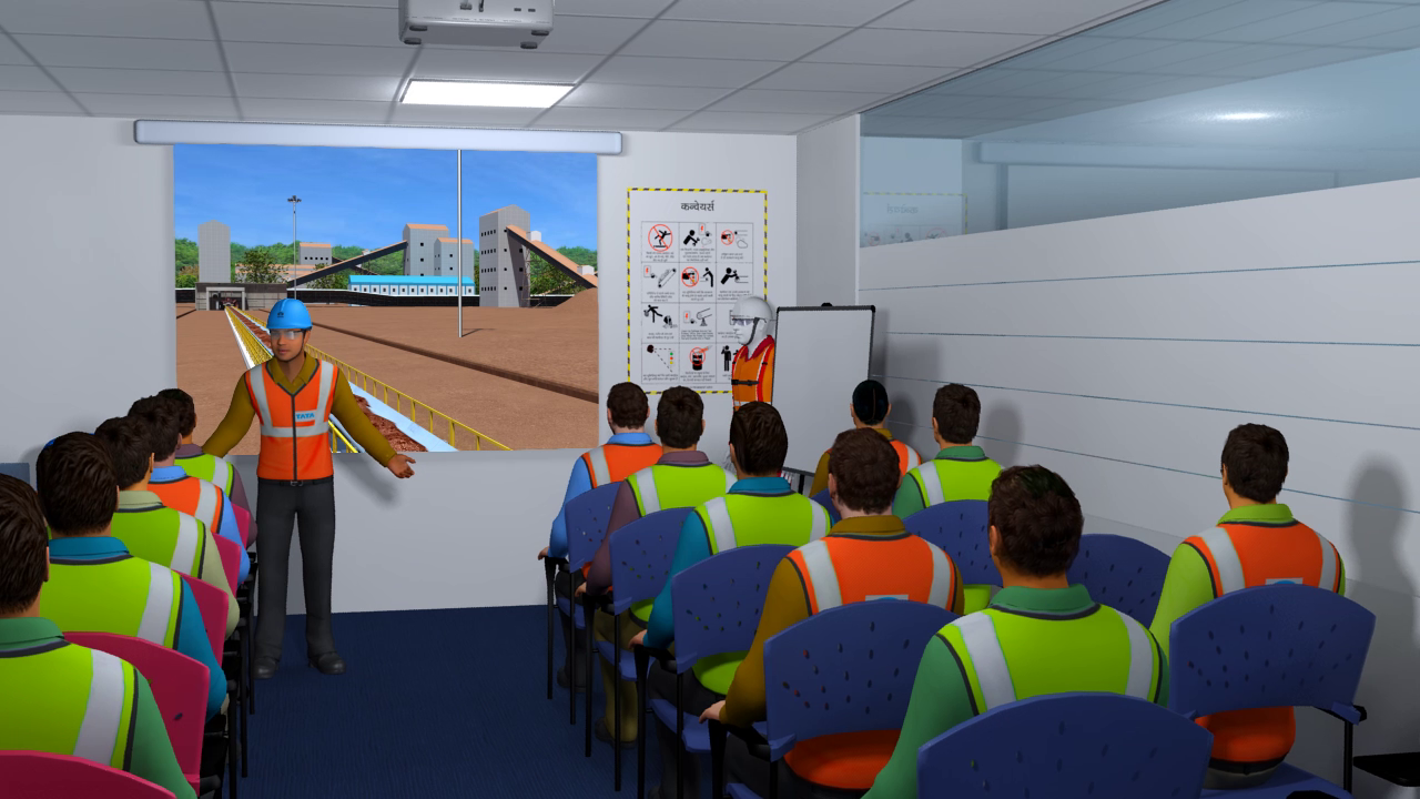 Animation: An Effective Training Tool