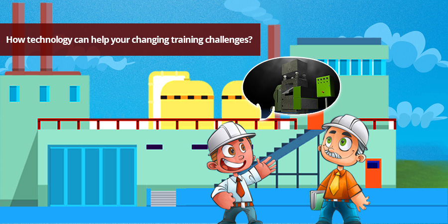 How technology can help your changing training challenges