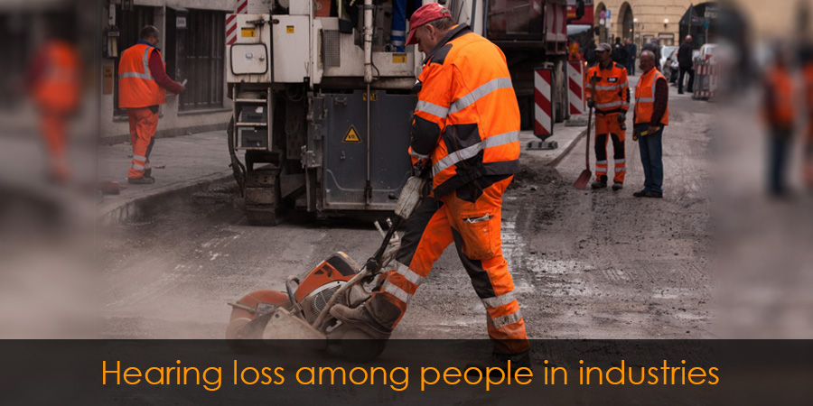 hearing loss at industries