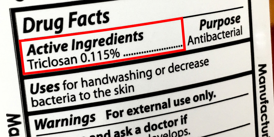 Harmful elements in hand-wash