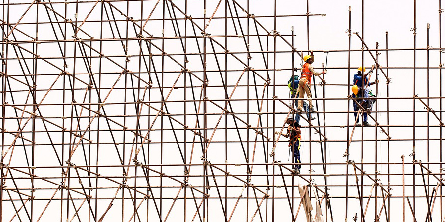 Safety Observations in Scaffolding
