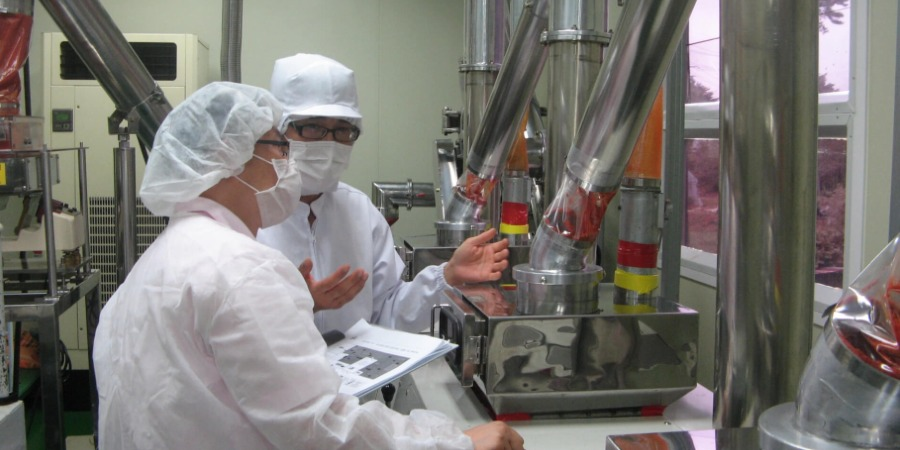 Safety in Food and beverages industry