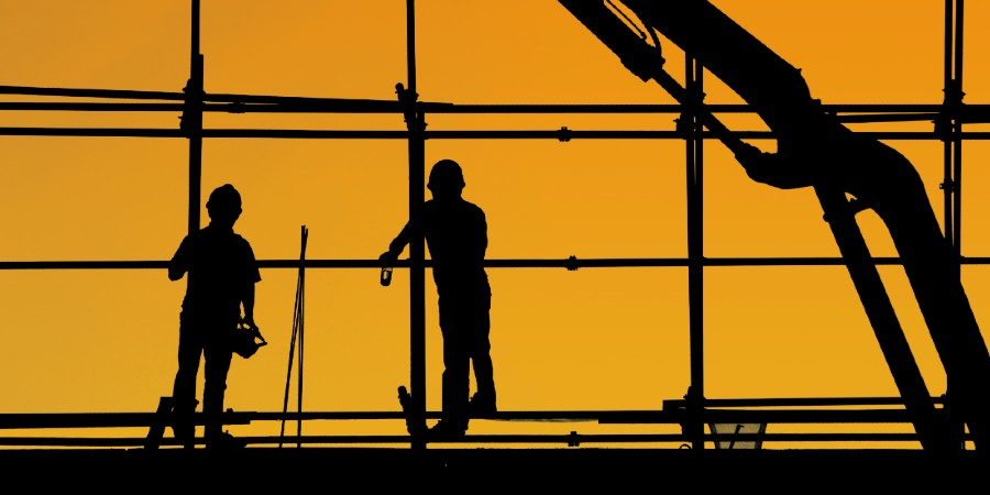 Scaffolding management software for COVID recovery at construction sites