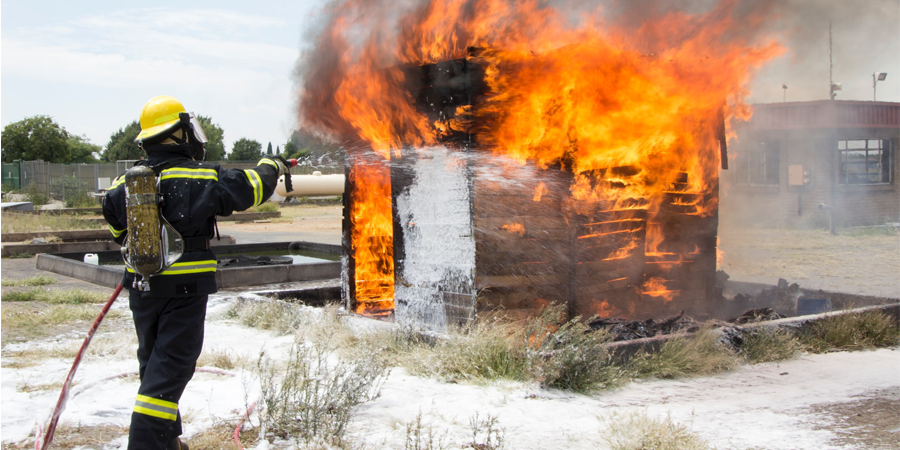 Awareness about National Fire Service Week