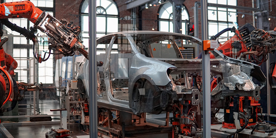 How the Automotive Industry is using Animation for achieving High Safety Performance?