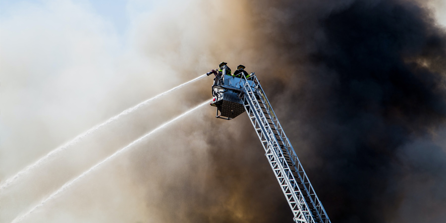 International fire fighters' day