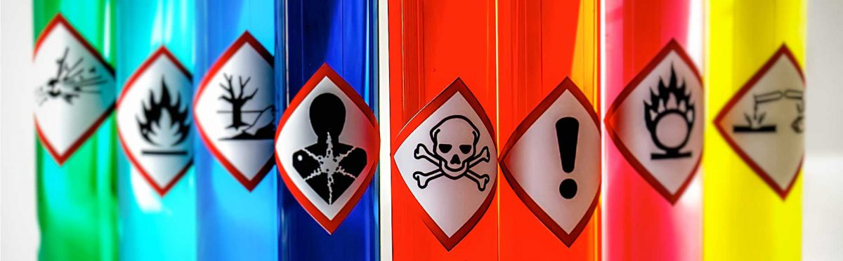 Safe handling of industrial solvents