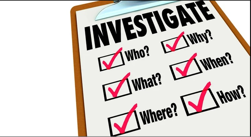 Why incident investigation and reporting is important