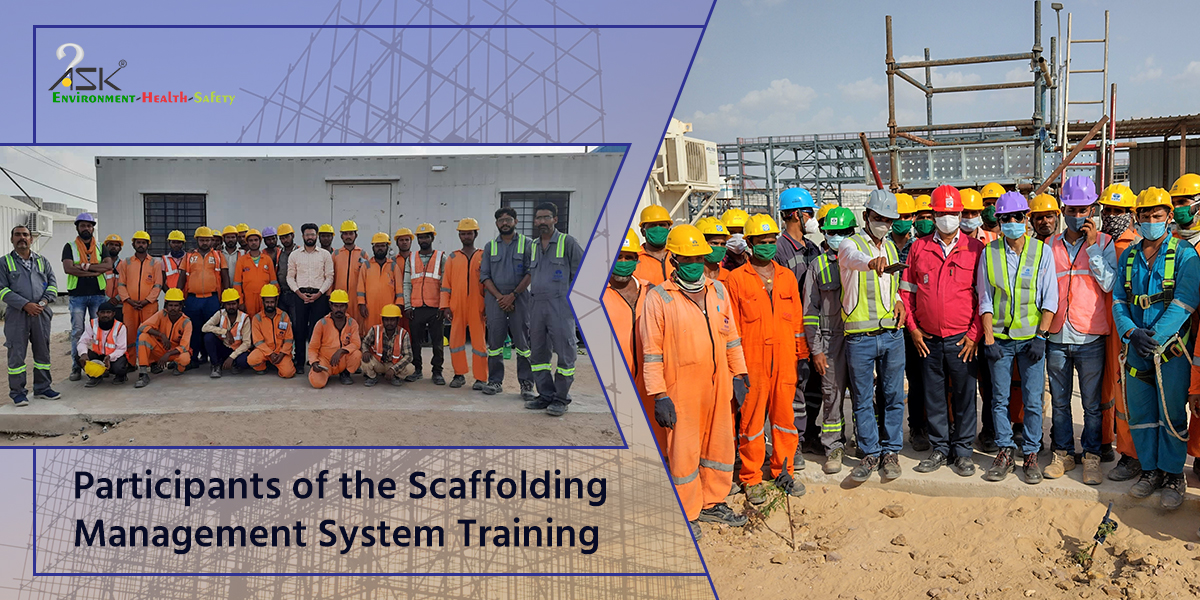 Scaffolding system training