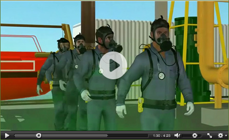 Hydrogen Sulfide - h2s safety video trailer