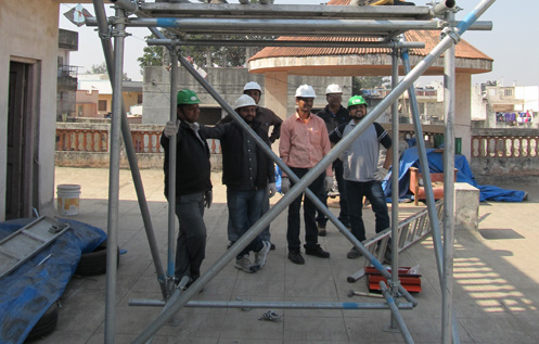 Scaffolding Training and Certification Courses - ASK-EHS